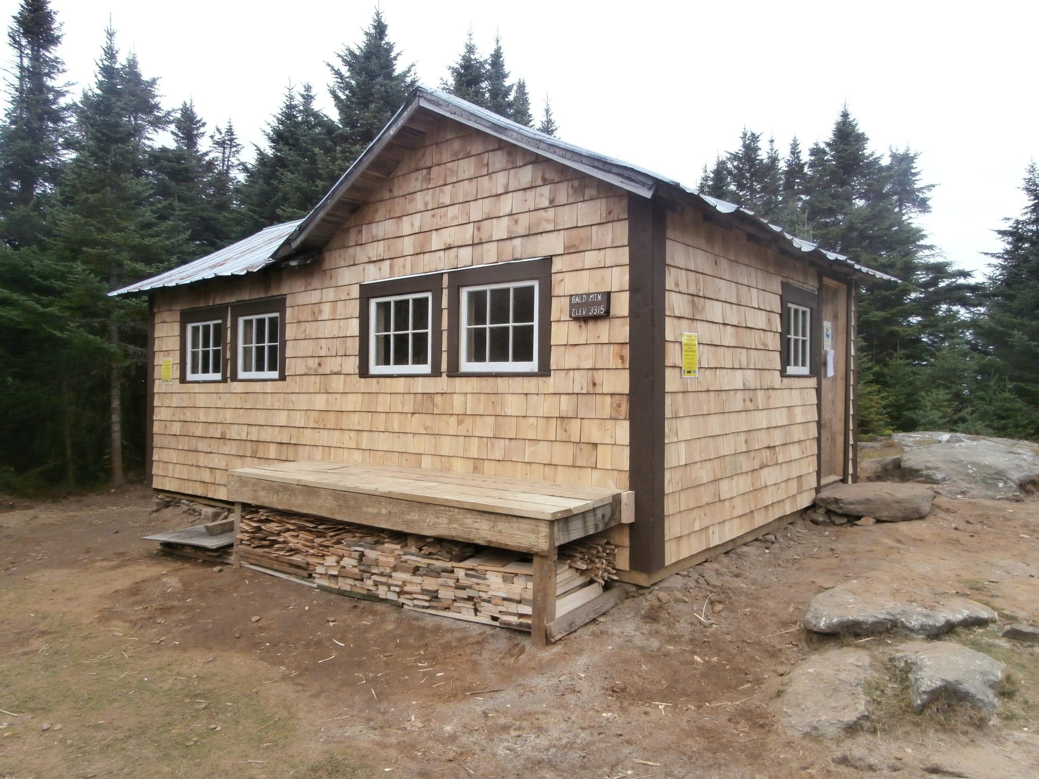Bald Mountain Cabin Restored Northwoods Stewardship Center